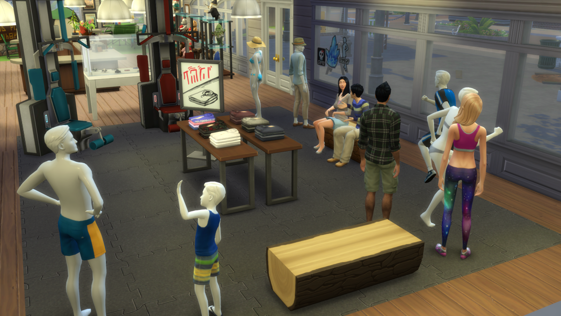 Then Tap Clear Cache Sims 4 Get To Work Sports Shop