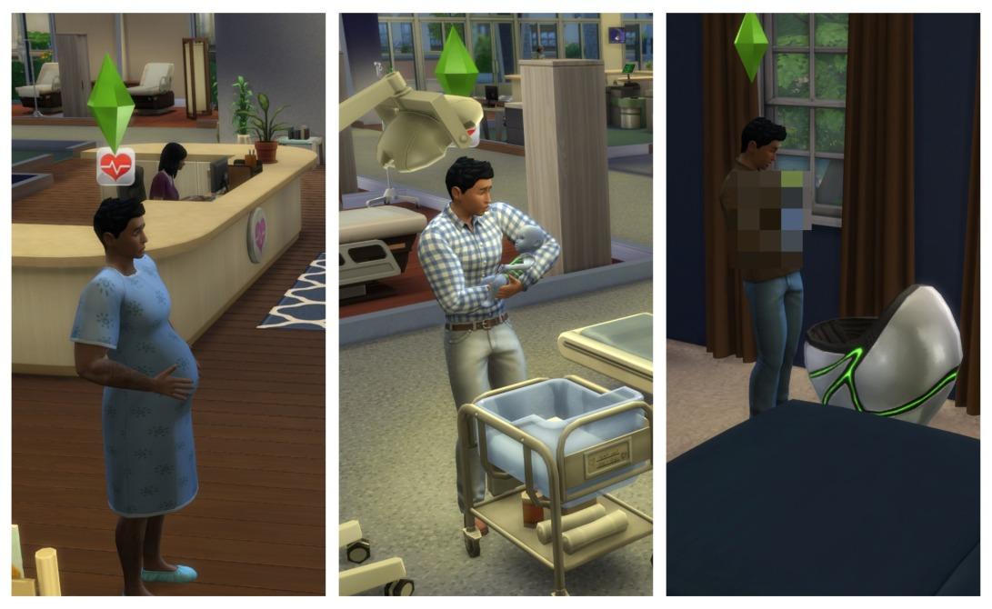 sims 4 alien babies